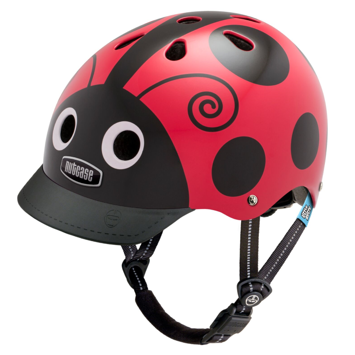 Casco Lady Bug,Junior de NUTCASE.