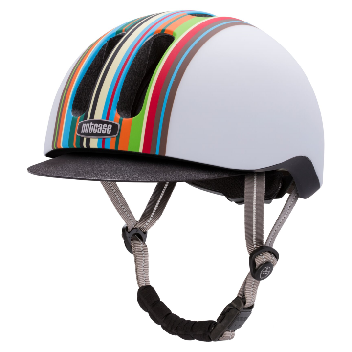 Casco Technicolor(Mate), MIPS Metro de NUTCASE.