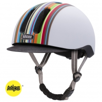 Casco Technicolor(Mate), MIPS Metro NUTCASE