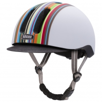 Casco Technicolor(Mate), Metro NUTCASE