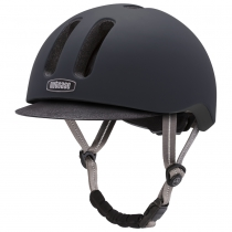 Casco Black Tie (Mate), Metro NUTCASE