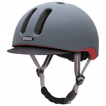 Casco Graphite (Mate), Metro NUTCASE