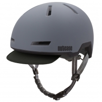 Casco Shadow Grey (Mate), Tracer NUTCASE