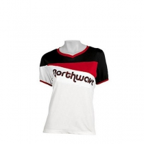 Camiseta QUEEN Marrón/Blanc/Az