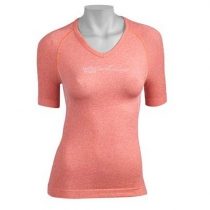 Camis.Int.m/c BODY Rosa-Blanco