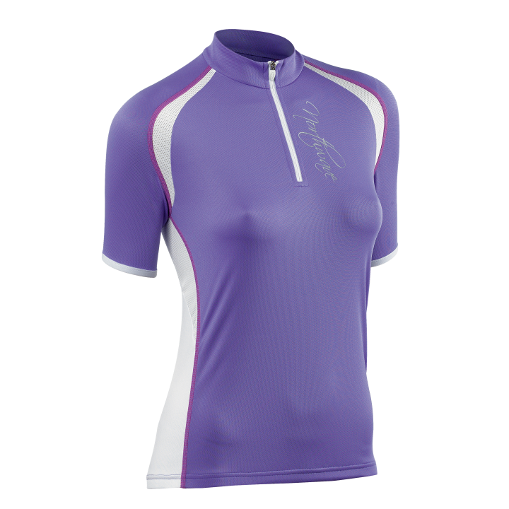 Maillot m/c CRYSTAL Lila