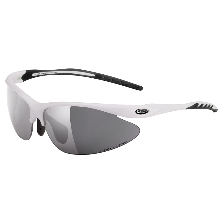 TEAM Gafas Blanco-Negro