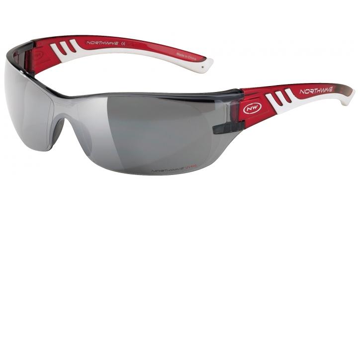 SPACE Gafas Rojo-Blanco