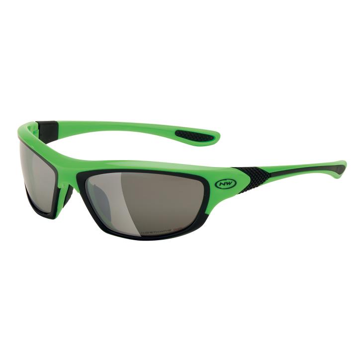 LEAN Gafas Verde-Negro