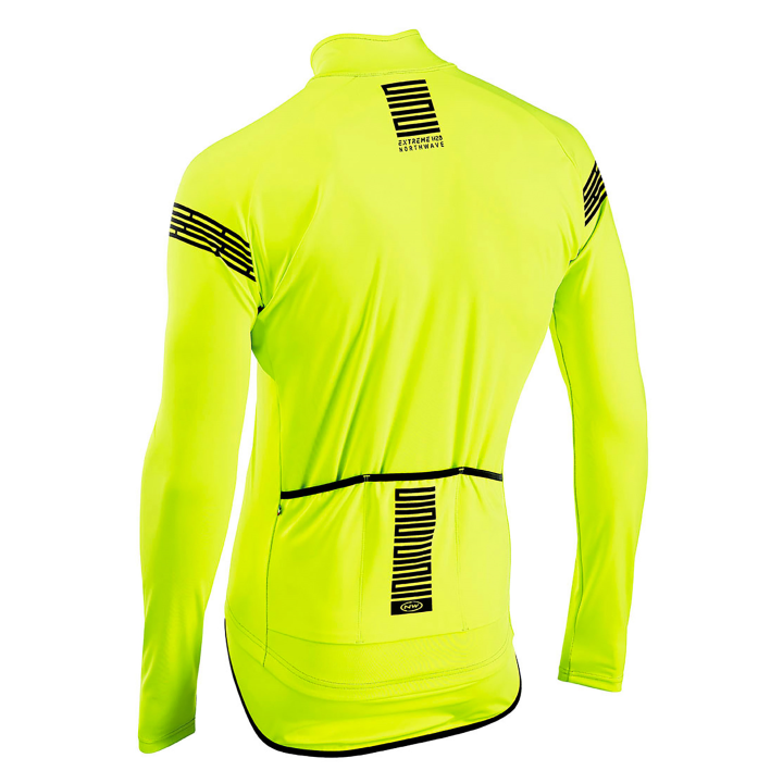 Chaqueta m/l EXTREME H2O LIGHT Prot. Total Amarillo Fluo