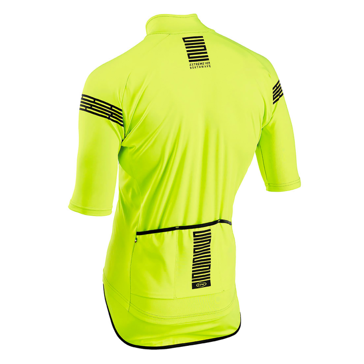 Chaqueta m/c EXTREME H2O LIGHT Prot. Total Amarillo Fluo