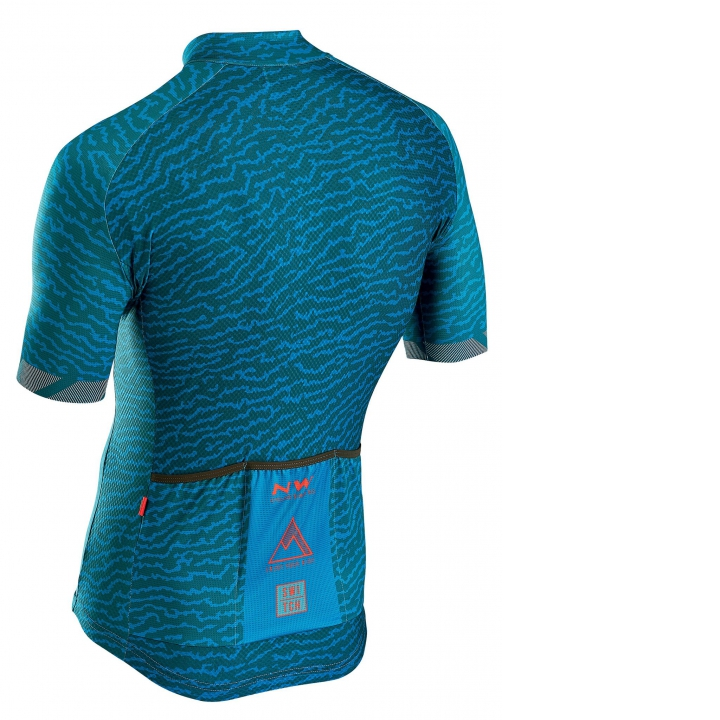 Maillot m/c ROUGH Crem Total Petróleo