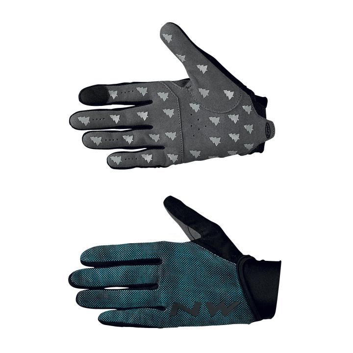 Guante Largo MTB AIR 3 WMN Ceramic-Negro
