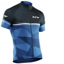Maillot m/c ORIGIN Azul