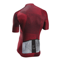 Maillot m/c ABSTRACT Rojo