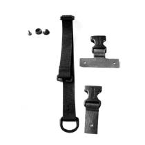 Cierre Stealth para Back-Roller/Sport-Roller 1 u para QL1/QL2 ORTLIEB