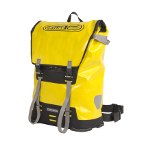 MESSENGER  BAG XL 60L Amarillo-Negro ORTLIEB