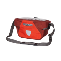 ULTIMATE 6 S PLUS Bolsa Manillar 5L Rojo-Granate ORTLIEB
