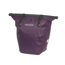 BIKE-SHOPPER QL2.1 Bolsa 20L Purpura ORTLIEB