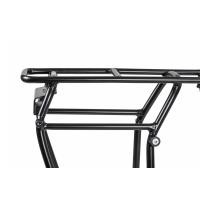 Portabultos Aluminio Negro ORTLIEB RACK 3 QL3.1 y QL3