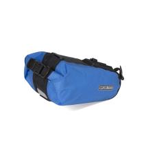 SADDLE-BAG  Bolsa Sillín L 2.7 Litros Azul-Negro ORTLIEB