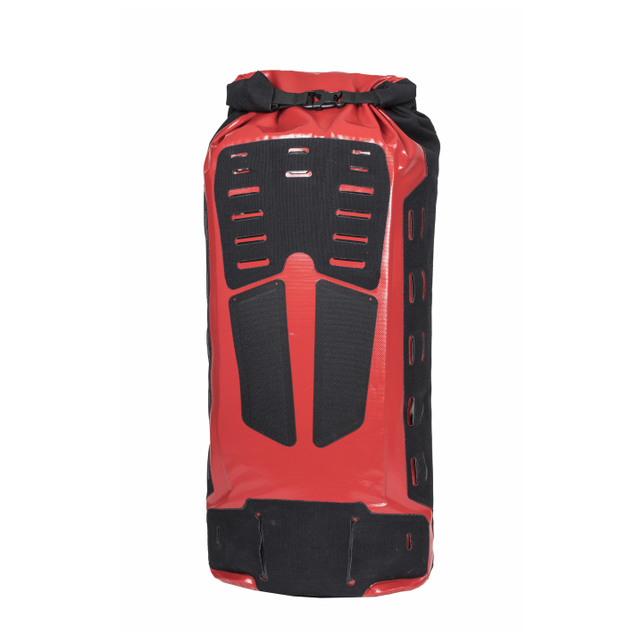 GEAR-PACK Mochila 32L Negro-Rojo ORTLIEB