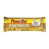 Barrita ENERGIZE C2Max BANANA 60gr./25u POWERBAR