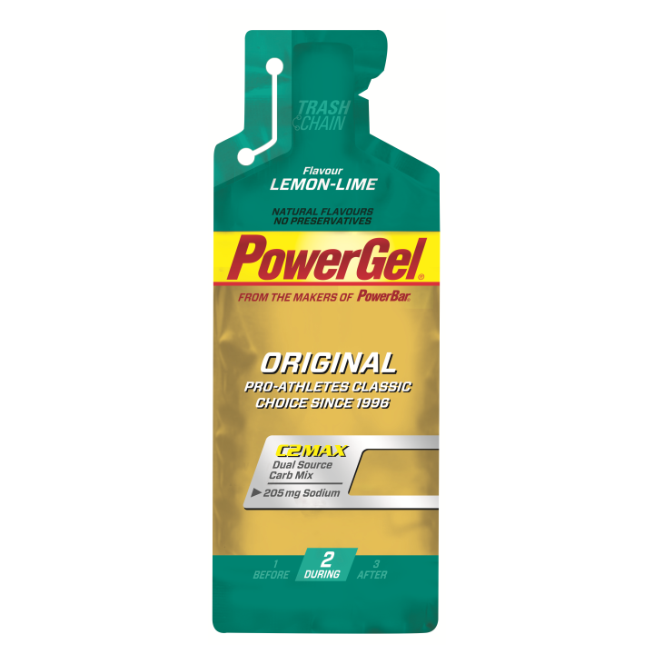 POWERGEL+Sodio LIMON 24 u