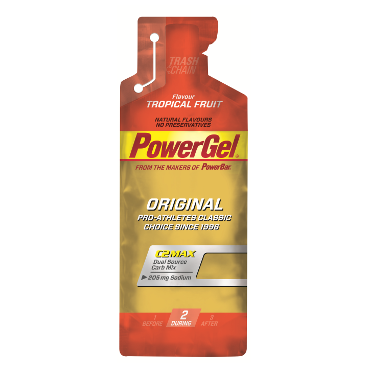 POWERGEL+Sodio TROPICAL 24 u