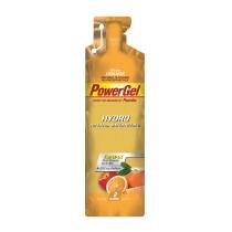 Gel de hidratos de carbono líquido POWERGEL HYDRO NARANJA 24 u POWERBAR
