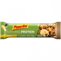 Barrita NATURAL+PROTEINA 30% BANANA/CHOCOLATE 40gr * 24u POWERBAR