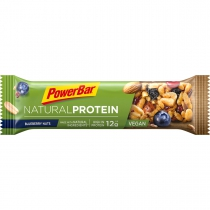 Barrita NATURAL+PROTEINA 30% BLUEBERRY/NUTS 40gr * 24u POWERBAR