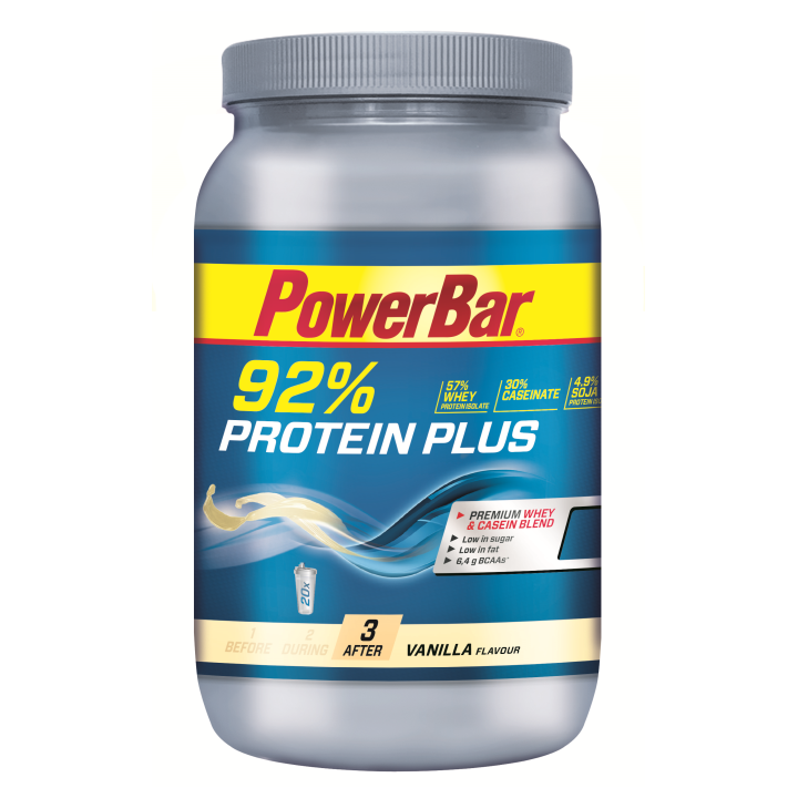 PROTEINPLUS BOTE 92% VAINILLA 600gr
