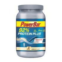 Proteína en polvo PROTEINPLUS BOTE 92% VAINILLA 600gr POWERBAR