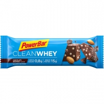 Barrita proteina PROTEIN CLEAN WHEY CHOCOLATE BROWNIE 18*45gr POWERBAR