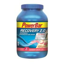 Bebida de regeneraciónRECOVERY 2.0 RASPBERRY 1144gr BOTE POWERBAR