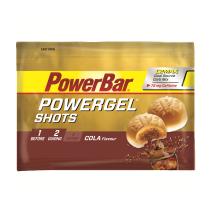 POWERGEL SHOTS COLA con CAFEINA 60gr *16u