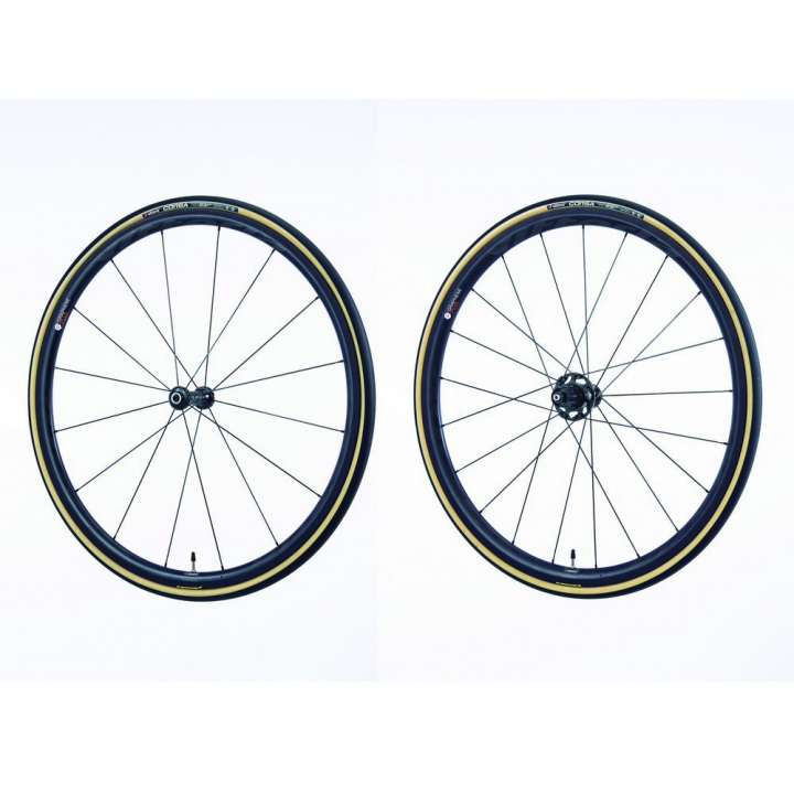 QURANO 30c Carbon Clincher G+ 700c/28-30mm/24.5mm ROAD
